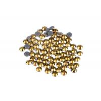Environmentally Friendly MC Rhinestone With 14 And 16 Even Facets Manufactures