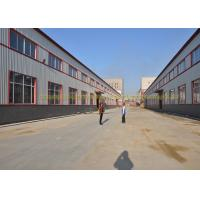 China Light Workshop Steel Structure Garage Prefabricated Warehouse Buildings on sale