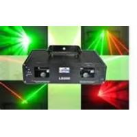 D-300RGY single head RGY effect green, red, yellow laser beam lights for parties Manufactures