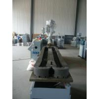 Stable HDPE Extruding Machine , Energy Saving PVC Extruder Machine Manufactures