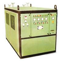 Air cooled industrial leather Shoe Coating Chiller