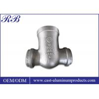 Investment Carbon Steel Casting / Lost Wax Casting Gate Valve With OEM Manufactures
