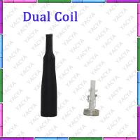 Unique Design Large Vaper No leaking Green Vapor Dual Coil Atomizer E Cig Vaporizer Manufactures