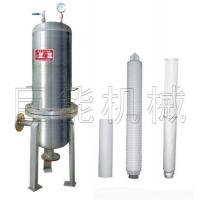 Cheap Energy Saving Candle Filters Purification Application,Beverage and Foodstuff Filter for sale