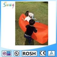 China Popular Hangout Laybag Inflatable Structures Inflatable Colorful Sofa on sale