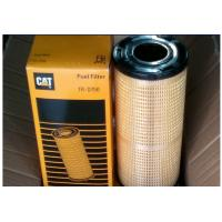 Paper Media Caterpillar Fuel Filters , Heavy Duty Filters For Truck Generator Manufactures