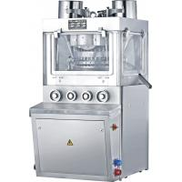 China High Output Double Rotary Tablet Compression Machine , Electronic Industrial Pill Press Machine on sale
