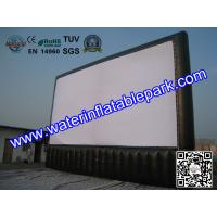 PVC Tarpaulin Advertising Inflatable Outdoor Movie Screen Projection Manufactures