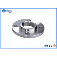 2 Inch Threaded Pipe Flange , Alloy Steel Pipe Flanges Hastelloy C-276 N10276 2.4819 SCH80 Manufactures