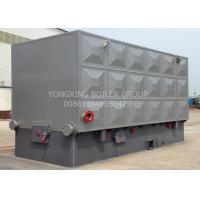 2400kw Biomass Fired Thermal Oil Heater Coal Burning Boiler Intelligent Control Manufactures
