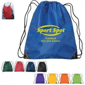Reusable Personalized Drawstring Soccer Bags Cotton DIY Natural Color Bag Manufactures