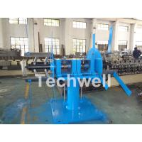Accessories Of Cold Roll Forming Machine , Manual Double Head Hydraulic Uncoiler Machine Manufactures