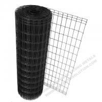 Cheap 2 X 2 PVC Coated Welded Wire Mesh Rolls Anti - Corrosion For Garden Decorative for sale