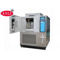 High and Low Temperature Shock Environmental Test Chamber Temperature Fast Change Rate Manufactures