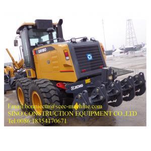 6CTA8.3 C215 16500 KG GR215 Construction Motor Grader Manufactures