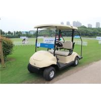 Two Seater Pure Electric Power Road Legal Golf Cart With Plastic Bodywork