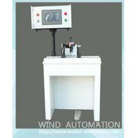 Dynamic armature balancing machine for small dc motor armatures below 5KGS WIND-DAB-5Z Manufactures