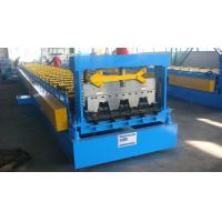 Sheet Metal Decking Roll Forming Machine with PLC Controlling System for Buildings Manufactures