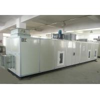 Economical Industrial Air Dehumidifier for Pharmaceutical Industry , AHU Unit Manufactures