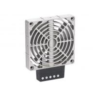 AC 120V Industrial Electric Heaters Space Saving , Industrial Fan Heaters CE Plastic,AL Manufactures