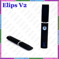 Elips v2 450mah Elips e Cigarette With Pen Style Atomizer For Quit Smoking , 800 - 1000 Puffs Manufactures