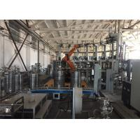 China Bulldozer Beam Auto Welding Machine / Tipping Factory Automation Solutions on sale