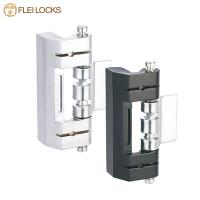 Zinc Alloy Adjustable Cabinet Hardware Hinges Easy Installation ROHS Certificated Manufactures