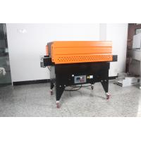 Model no BS-4535 Shrink  packaging machine, Steel of material,Orange with Black color Tunnel  size 450x(50-350)mm Manufactures