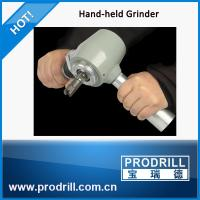 Handheld Grinding Machine for Button Bits Manufactures