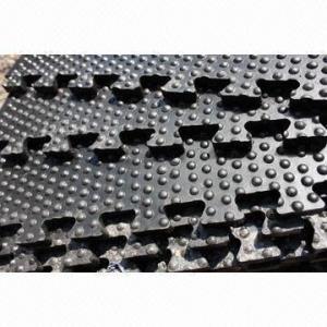 Stable mat, stall mat, interlocking pattern Manufactures