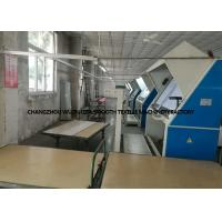 Professional Custom Fabric Measuring Machine Max 480mm Winding Dia Manufactures
