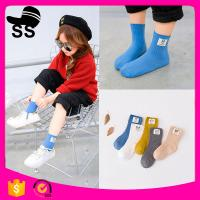 2017 New Design 69%Cotton 25%Polyester Fiber 6%spandex Animals Image Rabbit Unisex Winter Children Baby Socks Manufactures
