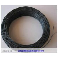 China BWG18 black annealed double twisted tie wire on sale
