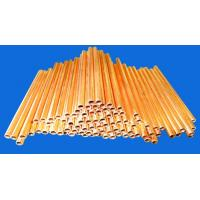 4.76mm Low Carbon Copper Coated Bundy Tube For Freezer Cooling System Manufactures