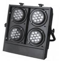 Stained Floodlights DMX512 60 - 50HZ, AC110 - 220V Full Color Led Stage Lighting Systems Manufactures