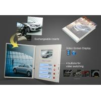2014 New products video marketing card