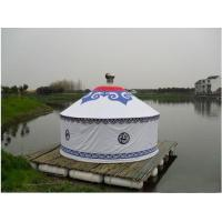 Anti - Ultraviolet Mongolian Yurt Tent With Thickening Acupuncture Cotton