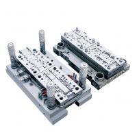 Customized connector sheel stamping mould Manufactures