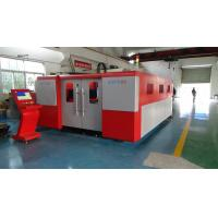Alloy Steel Sheet Metal Laser Cutting Machine Full automatic Tracking System