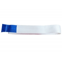White All Web Slings High Tenacity Endless Polyester Slings Manufactures