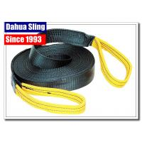 "Buy cheap 2"" 12000 Lb Winch Webbing Strap With Snap Hook Appliance Moving Straps from wholesalers"