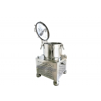 3kw Lab Ethanol Soaking Extraction Oil Separator Centrifuge For CBD Oil Manufactures