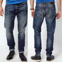 China New style cheap skinny jeans for men denim jeans in 100%cotton   on sale