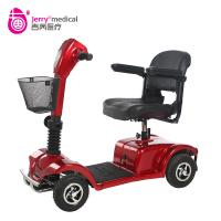 Portable Electric Mobility Scooter For Adults , Electric Power Chairs Scooters Manufactures