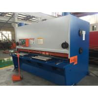 15kw CNC Metal Sheet Cutting Machine Hydraulic Guillotines Type Manufactures