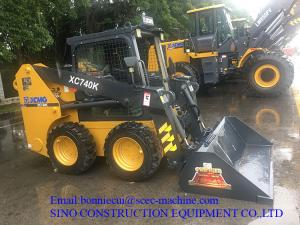 2500rpm 36.8KW Construction Wheel loader With Attachments Manufactures