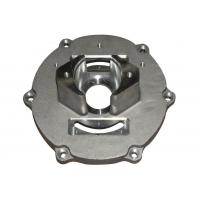 Roughness Ra10 Aluminum Motor Housing AISI DIN With Brushing Polishing Surface Manufactures