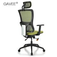Nylon Casters Presidential Office Chair With Back Lock And Seat Move Function Manufactures