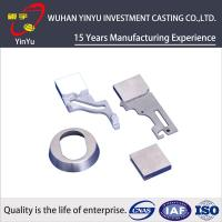 Quality Polished Small Metal Part Casting , Investment Cast Steel Parts For Machine for sale