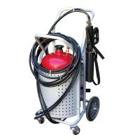 Trolley Water Mist Fire Extinguisher For Firefight Rescue 6.0 Bar Work Pressure Manufactures